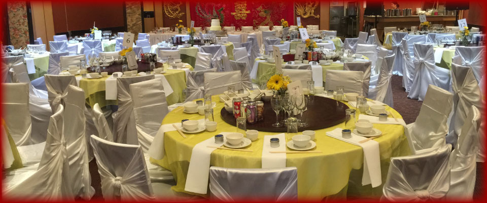 Wedding function yellow main